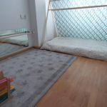 Montando la habitación Montessori: de los 0 a los 6 años